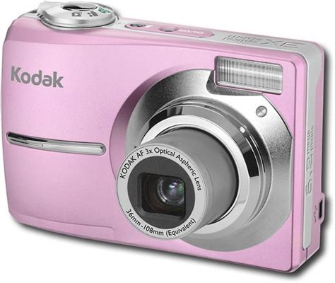 Pink Leather Digital By Kodak by Kodak Easyshare 6 16mp Digital C613 Best Buy