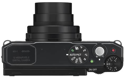 Ricoh Mx 1 Clasic pentax announced the retro designed mx 1 compact