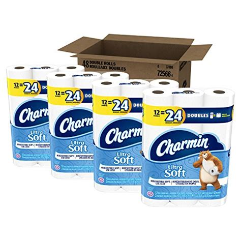 What Company Makes Charmin Toilet Paper - charmin ultra strong toilet paper bath tissue the