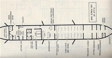 floor plan of air one lbj swear in photo