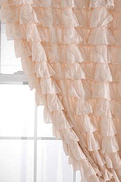 White Ruffled Curtains For Nursery Baby Curtains On Pinterest Baby Bedding Baby Room Curtains And Nursery Rugs