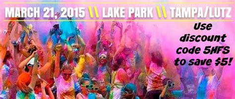 color run discount code the 5k color run discount code ta