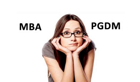 Pgdm And Mba Difference by Difference Between Mba And Pgdm Imts Institute Imts
