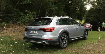 2017 audi a4 allroad review caradvice