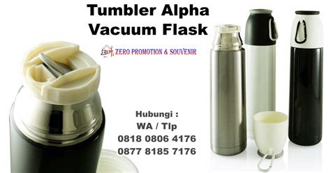 Mizzu Ronin Vacuum Flask 500 Ml souvenir tumbler alpha vacuum flask botol termos promosi