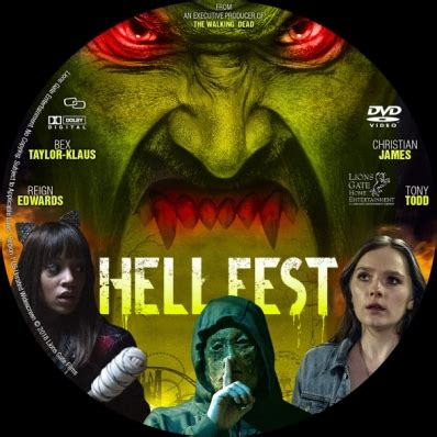 hell fest dvd covers & labels by covercity