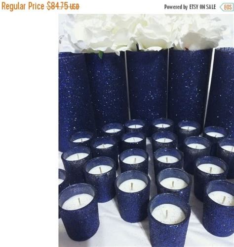 Wedding Favors And Decorations by On Sale Navy Wedding Centerpiece Navy Wedding