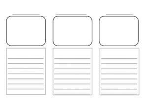 story template ks1 storyboard template by geordieems teaching resources tes