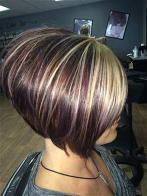 stacking bob by van hawaii nailspa pinterest bobs 1000 images about hair on pinterest highlights dark