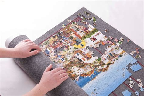 Jigsaw Puzzle Rug by Jigsaw Puzzle Mat 500 To 1500 Pieces Trefl 60500 Mat
