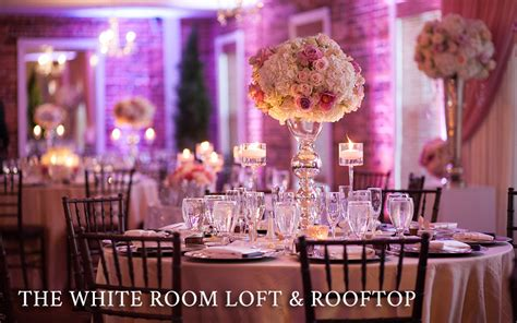 Wedding Venues St Augustine Fl by The White Room Loft Rooftop The White Room