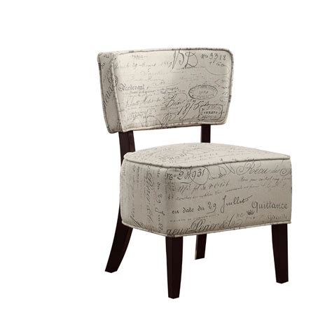 occasional chairs and stools alicia s collection whi alicia accent chair white disc 403 761wt modern