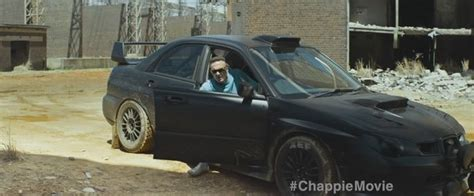 subaru chappie ninja s sti from the banana brain music video subaru