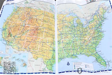 road atlas map the lost of reading a road atlas and hitting the open