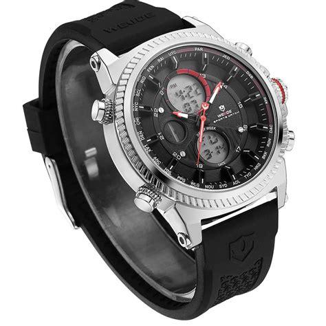 Jam Tangan Digitec 2100 Silver weide jam tangan analog digital pria wh6403 black silver jakartanotebook