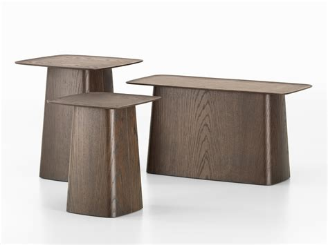 Vitra Side Table Buy The Vitra Wooden Side Table Oak At Nest Co Uk