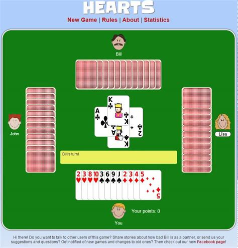 how to play hearts card game youtube