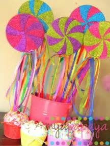 Candyland Favors by Eye Popping Color For Candyland Favors Or