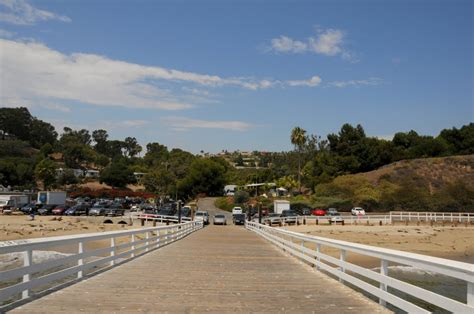 paradise cove malibu panoramio photo of malibu paradise cove s coast
