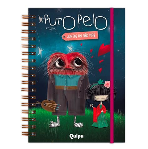 libro modern people mdp agenda for libro agenda puro pelo juntos un a 241 o m 225 s quipu