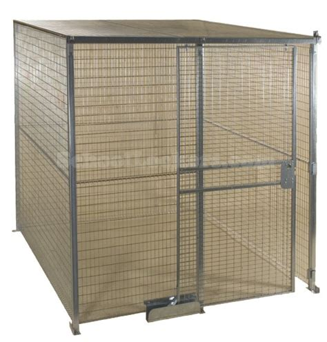 Four Sided Roof Four Sided Wire Mesh Cage With Roof Schoollockers