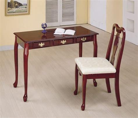 black friday cherry finish writing desk and