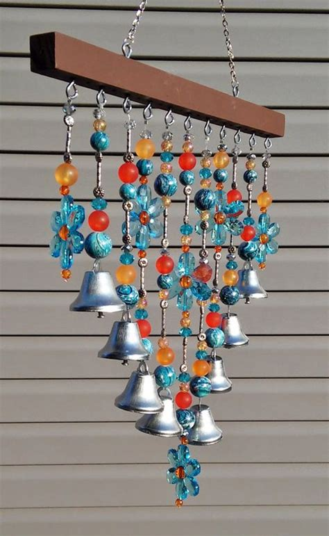 diy beaded wind chimes 40 diy wind chime ideas to try this summer bored