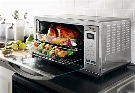 Krups Toaster Oven Reviews Microwave Toaster Oven Ft Watt Microwave Oven Silver