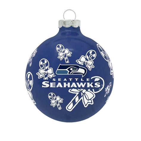 seattle seahawks christmas ornament seattle seahawks