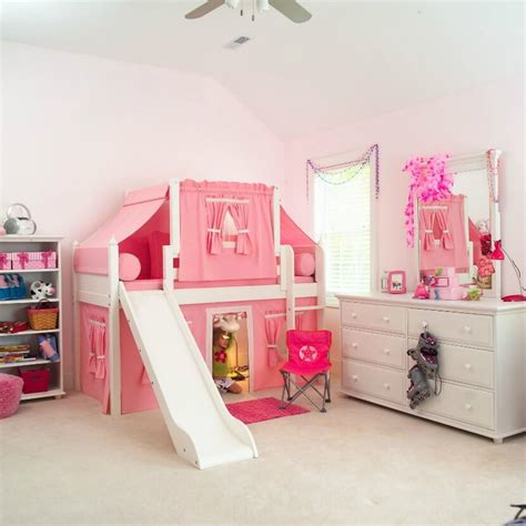 loft beds with slide top 10 kids loft beds with slides