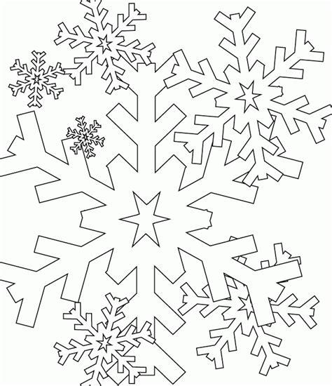 christmas snowflake coloring page christmas coloring pages snowflakes az coloring pages