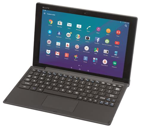 Sony Tablet Keyboard sony xperia z4 tablet review