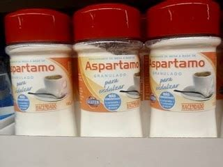 aspartamo mejor  el azucar envenena