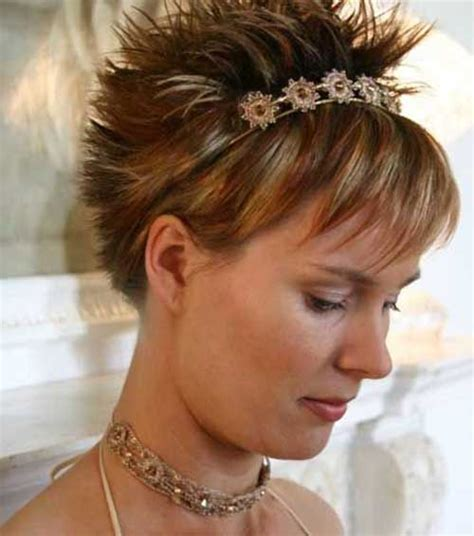 how t style very short spiked hair 30 wedding hair styles for short hair hairstyles