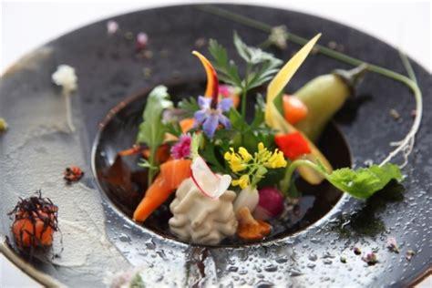 siphon 騅ier cuisine morceaux de saumon fum 233 crumble noisette poudre d olives