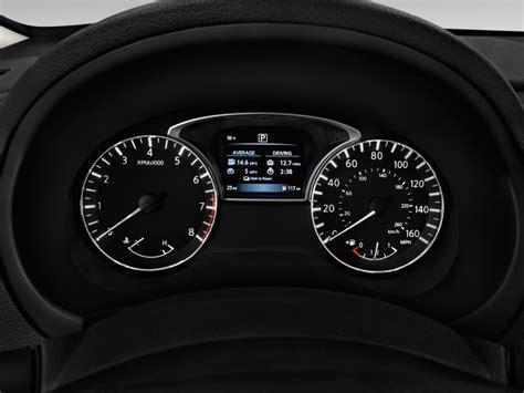 nissan altima coupe 2017 4 door image 2016 nissan altima 4 door sedan i4 2 5 s instrument