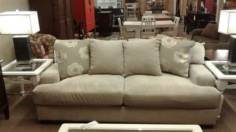ashley grey sofa ashley gray sofa delmarva furniture consignment