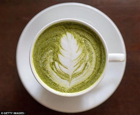 Coffee Green Tea would you ditch your morning coffee for a green tea for