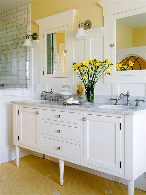 yellow bathroom ideas modern furniture colorful bathrooms 2013 decorating ideas