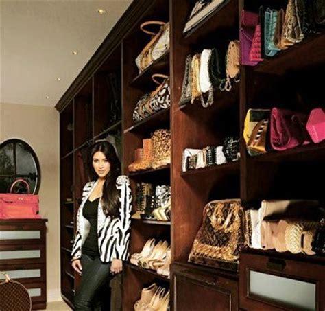 vestidor de kourtney kardashian 20 amazing celebrity closets you always wished to see