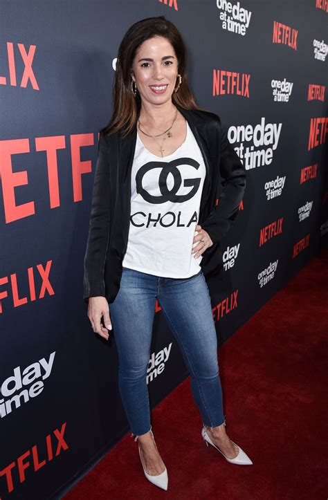 ana ortiz  day   time tv show season  premiere  los angeles