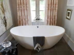 freestanding tub options pictures ideas tips from hgtv