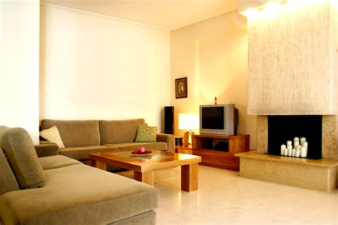 simple home decorating ideas living room modern simple living rooms with tv set and cool home