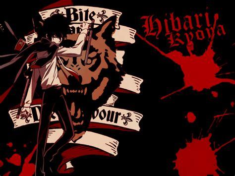 hibari kyoya tattoo wallpaper by badboykalle on deviantart