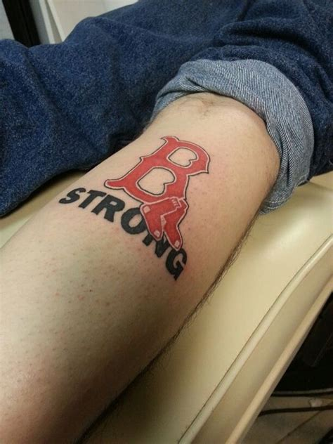 boston strong tattoo the world s catalog of ideas
