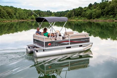 small boat party research 2015 sun tracker party barge 16 dlx et on