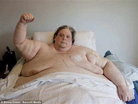 fattest person in the world did you know keith martin horrifying life of world s