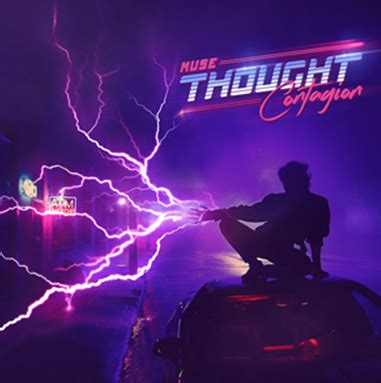 muse release their brand new single 'thought contagion