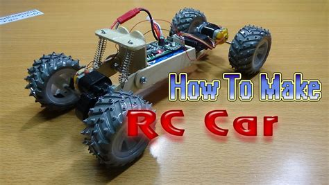 how to make a mini rc car how to make a rc car 4wd rc car