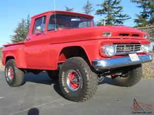 Wheels 62 Chevy Truck For Sale 1962 Chevrolet K10 4x4 C10